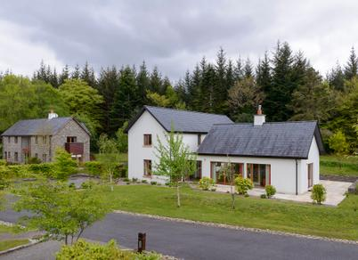 Sheen Falls Country Club | Kenmare, Co. Kerry | Sheen Falls Mountain View House 9 Exterior
